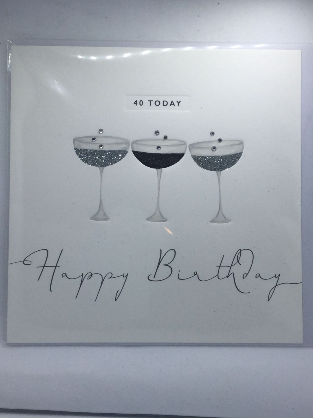 40 today card