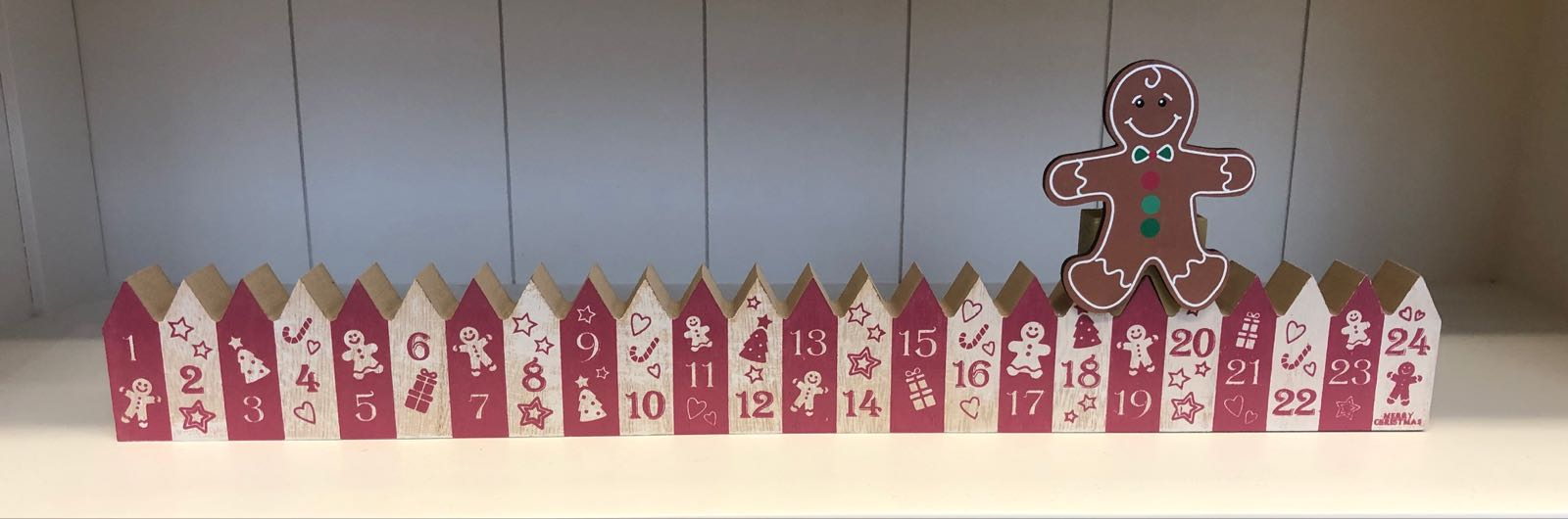 Gingerbread advent