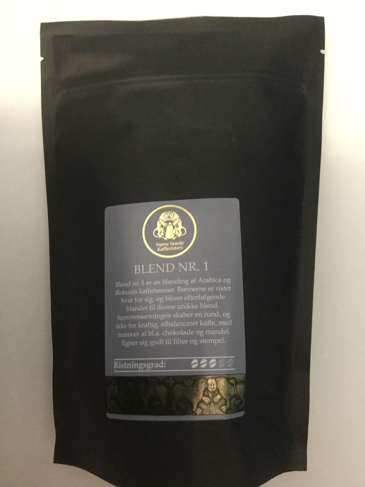 Kaffe Blend nr.1