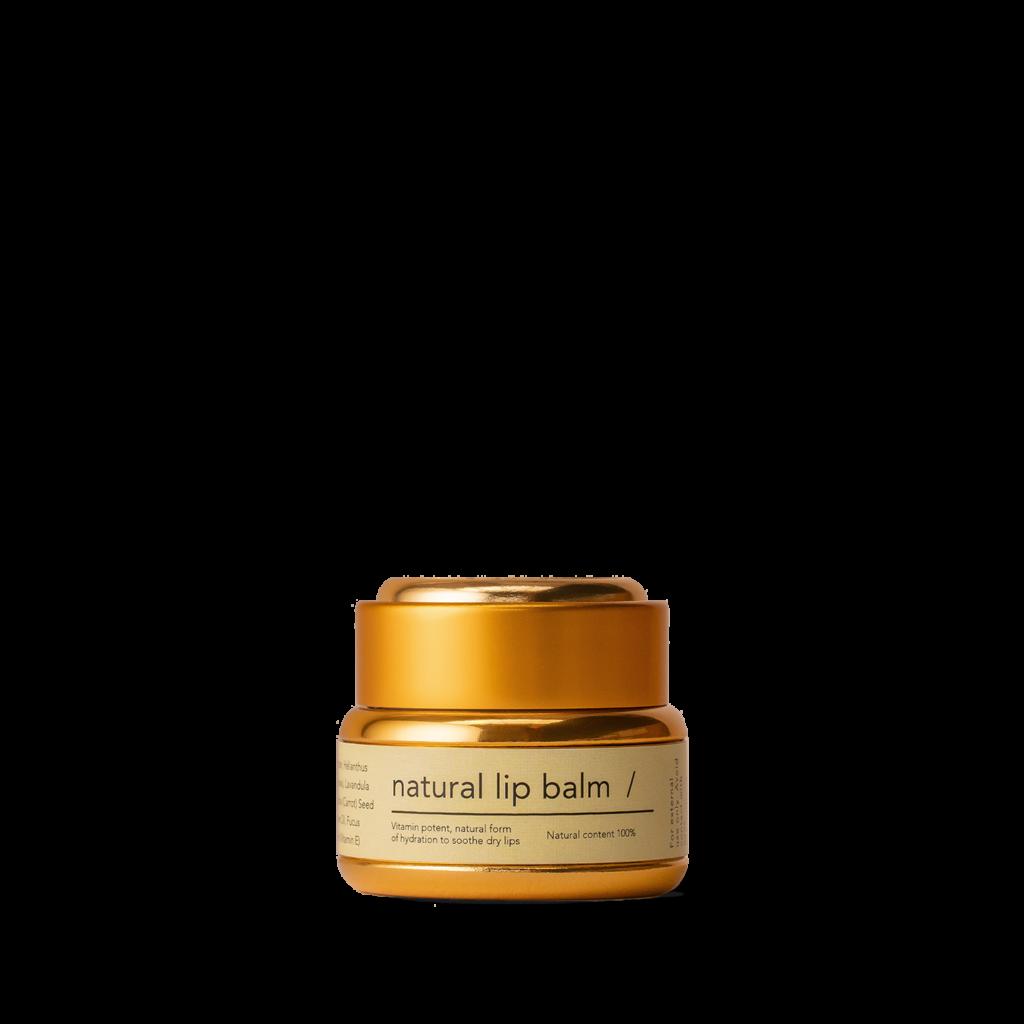 Haeckels- Natural lip balm
