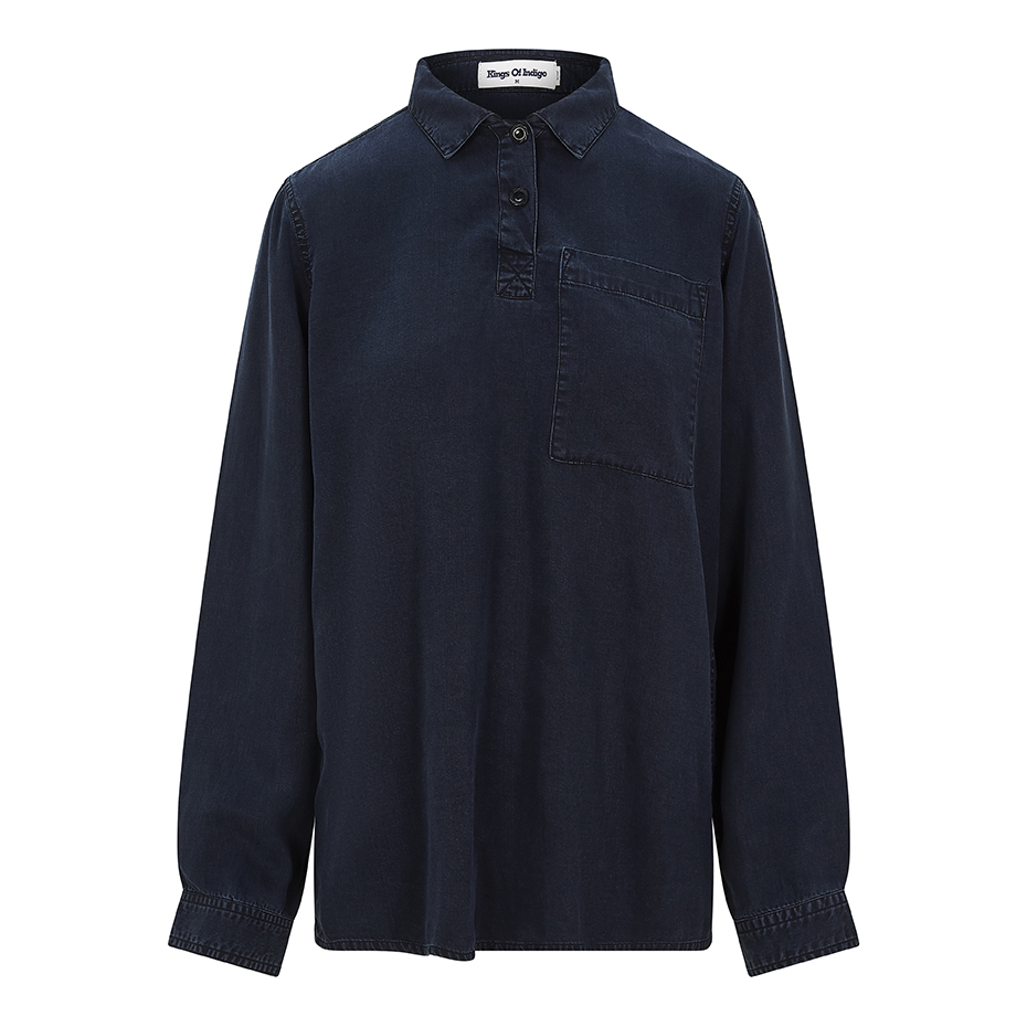 Kings of Indigo- Calliope Tencel shirt- ON SALE