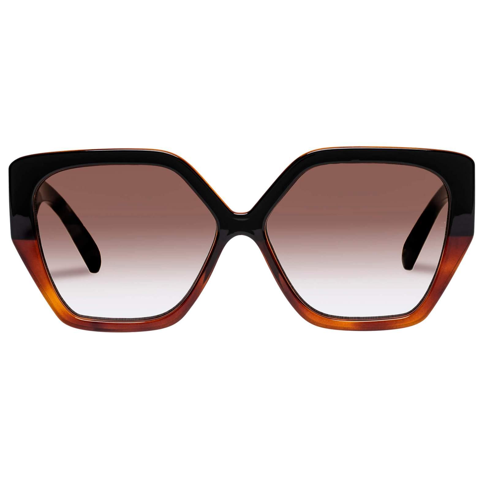 Le Specs- So Fetch- Black Tort