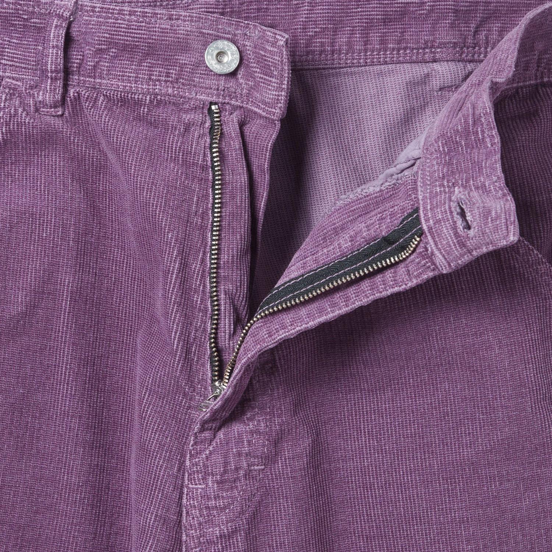Stan Ray Cord Painter Pants- Purple