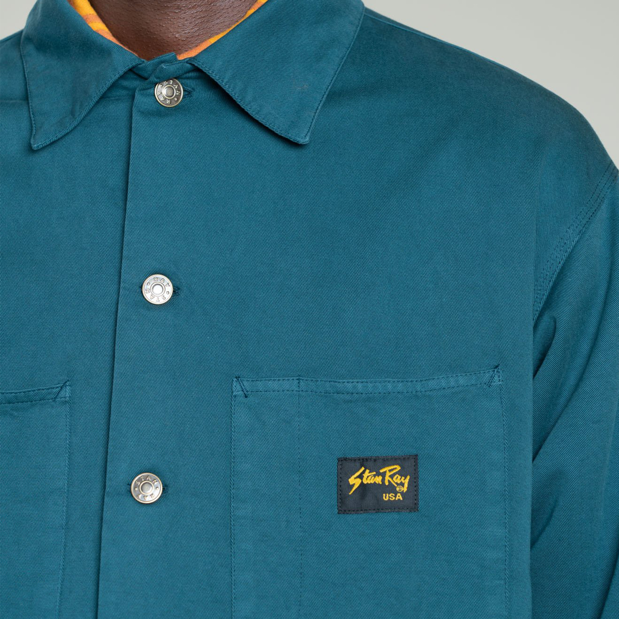 Stan Ray- Lined shop jacket- ON SALE