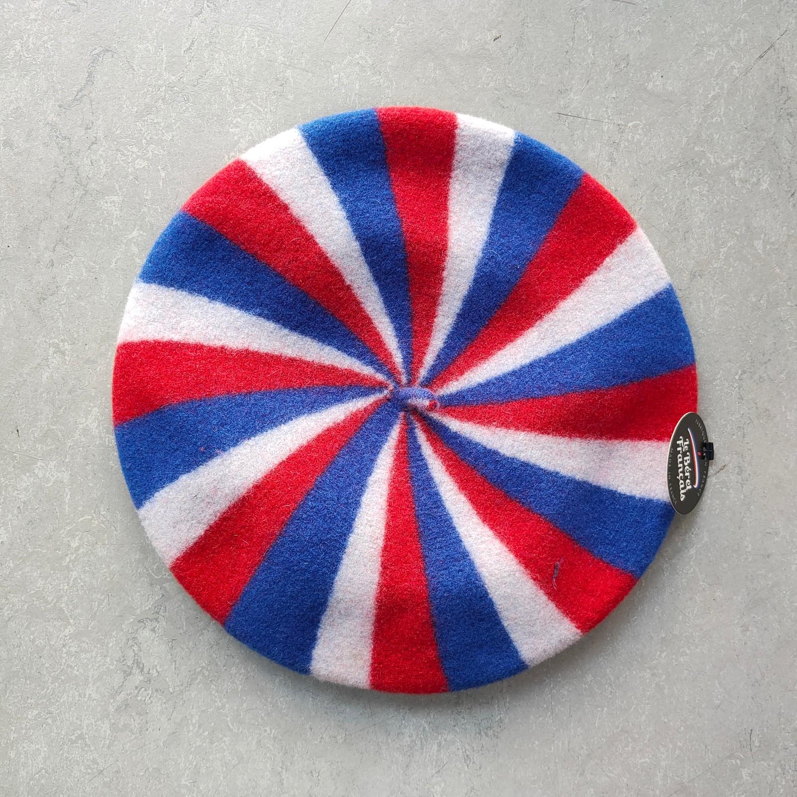 Le beret Francais- striped