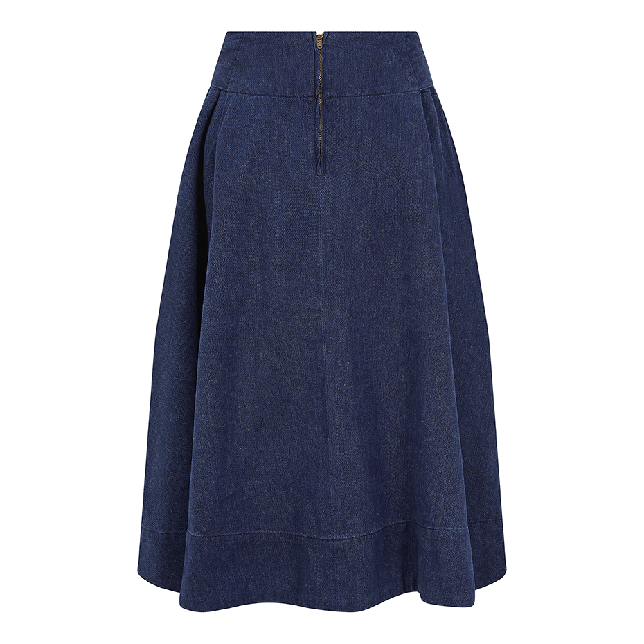 Kings Of Indigo- Nakatsu- Denim skirt- ON SALE