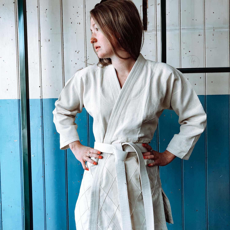 Vintage- deadstock martial arts Gi