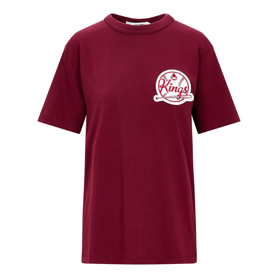 Kings Of Indigo- Darius- T-Shirt