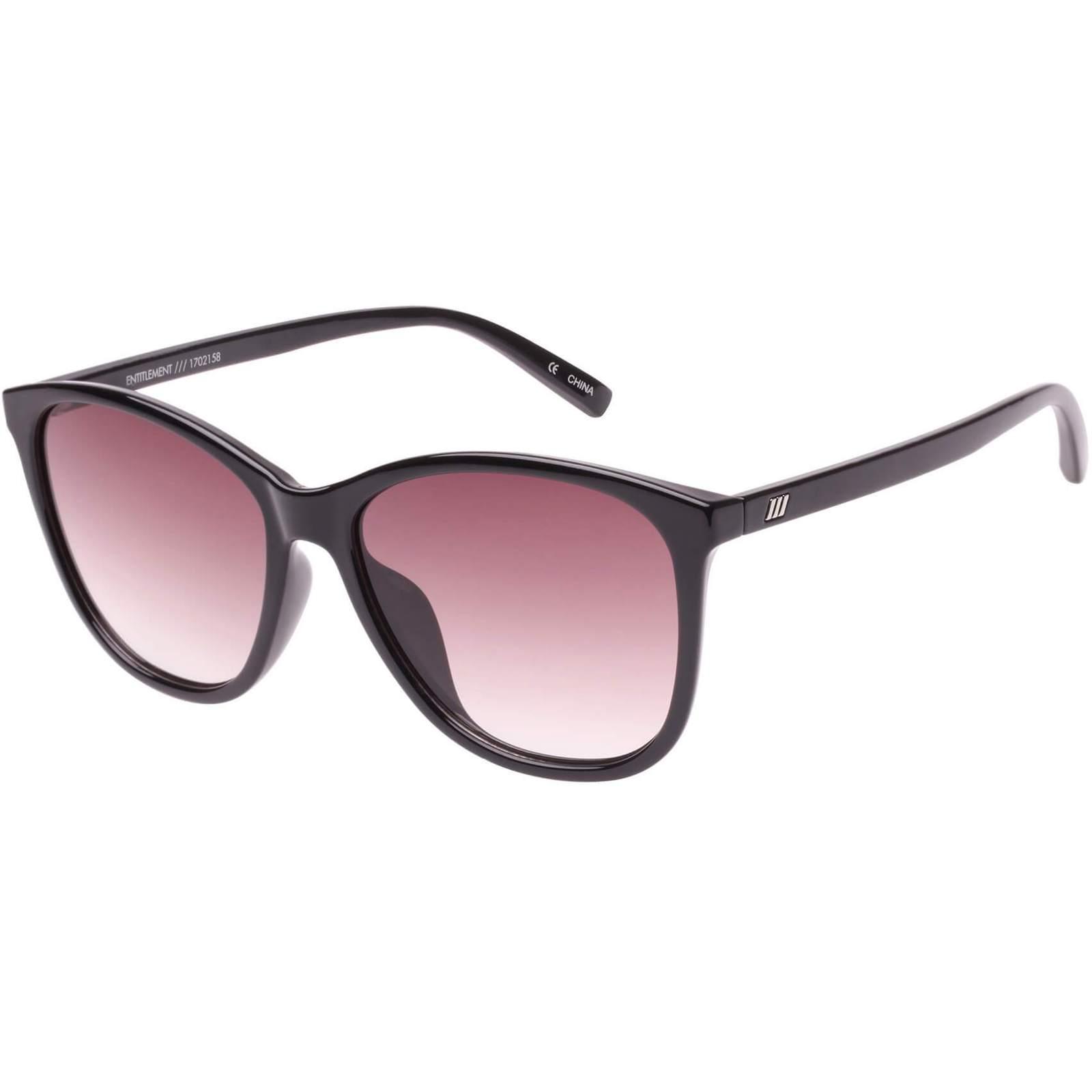 Le Specs- Entitlement- Black