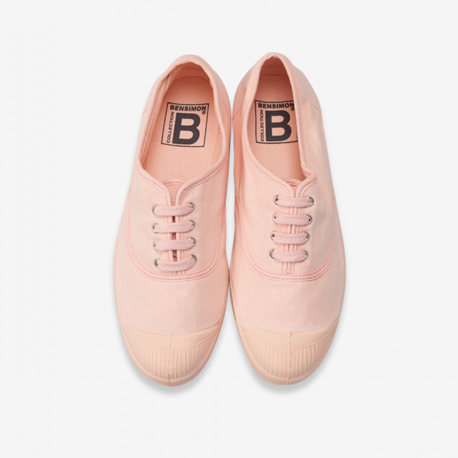 Ben Simon- Tennis shoe- Pink coloursole