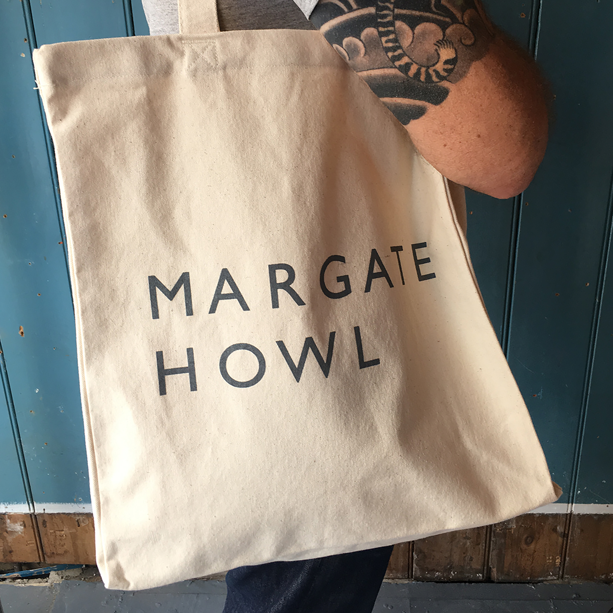 Margate Howl Tote