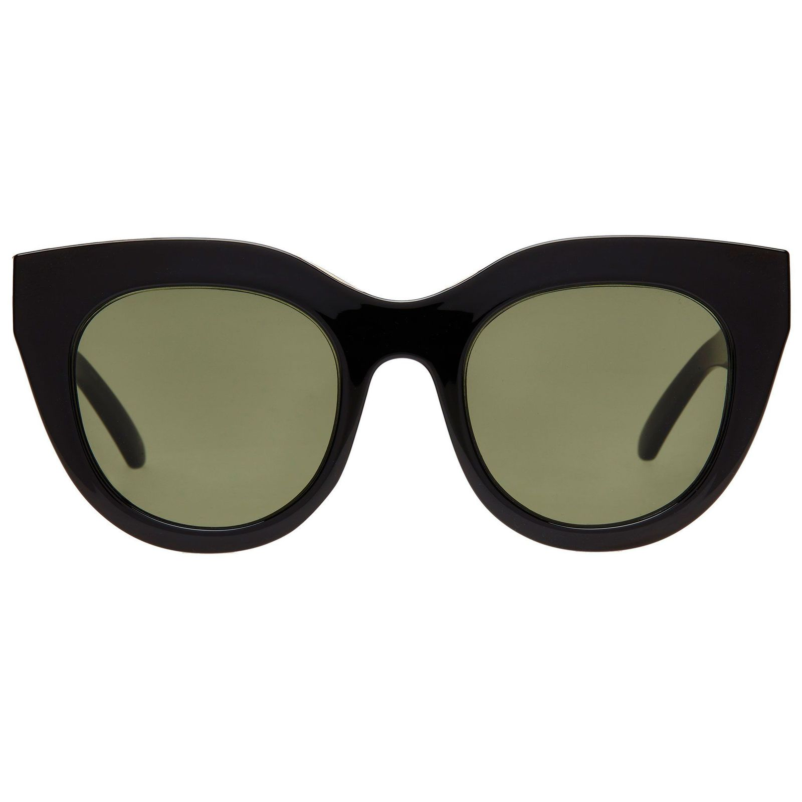 Le Specs- Air Heart- Black/Gold