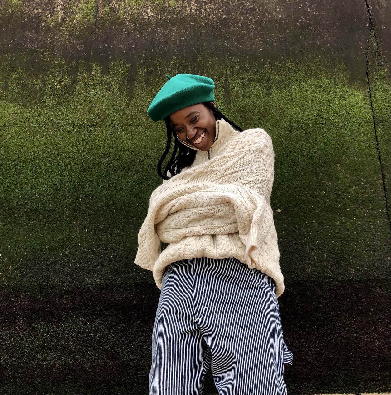 Vintage cream Aran knitted jumpers- various styles