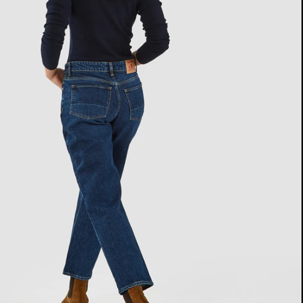 Kings of Indigo Caroline jeans- Indigo
