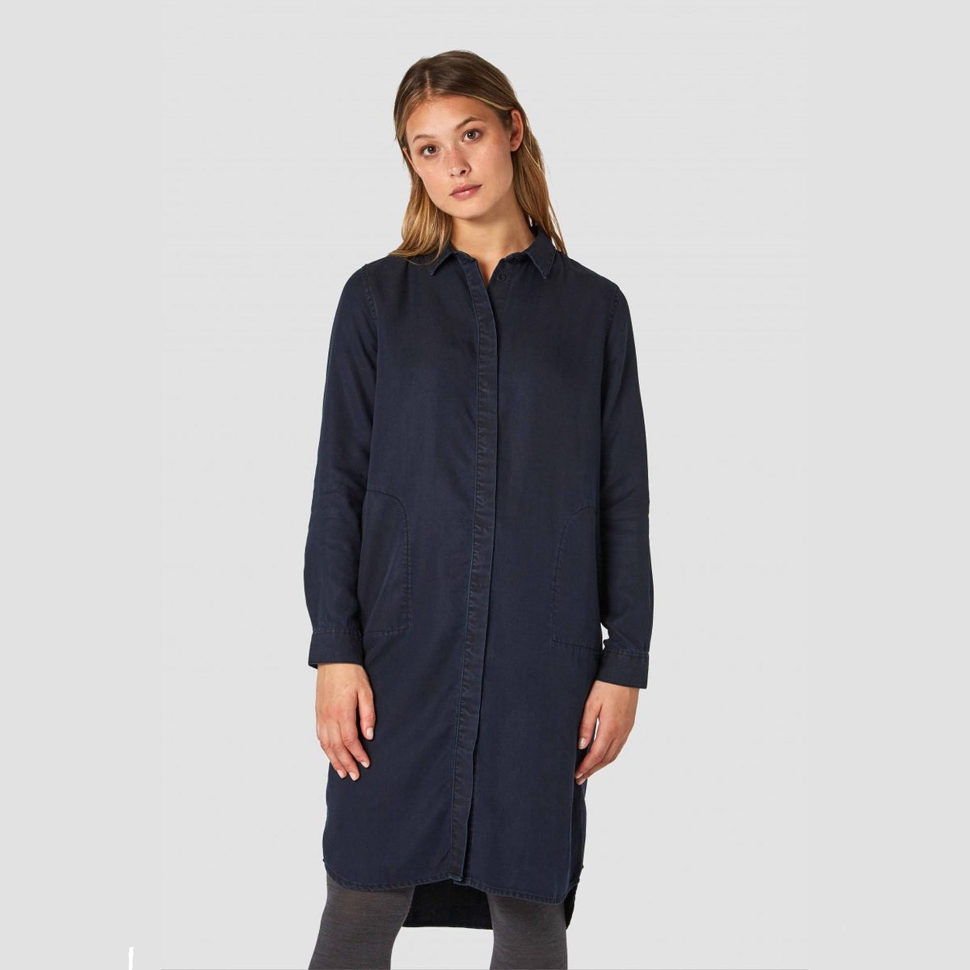 Kings Of Indigo- Priscilla- Shirt dress- ON SALE