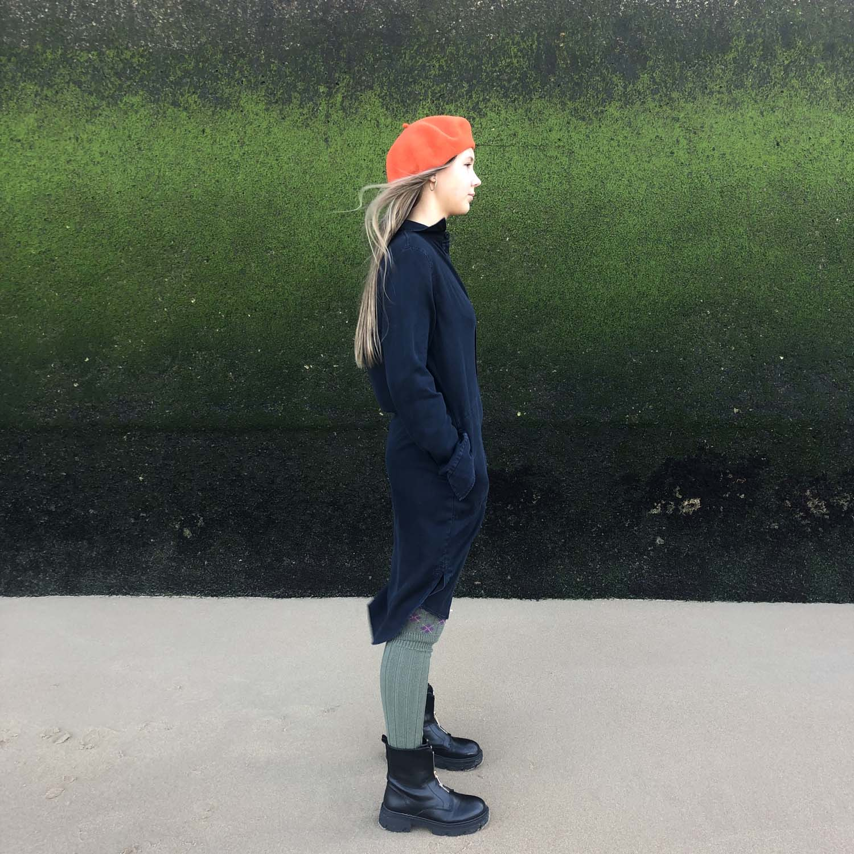 Le beret Francais- Plain- various colours