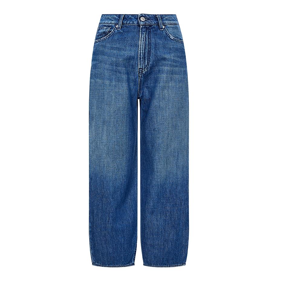 Kings Of Indigo- Leila Balloon Jeans- Denim- ON SALE