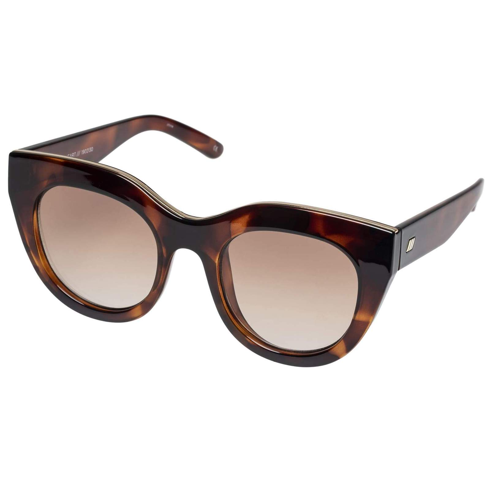 Le Specs- Air Heart- Toffee Tort