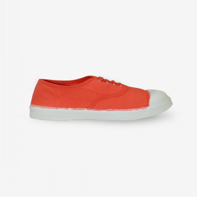 Ben Simon- Tennis shoes- Red