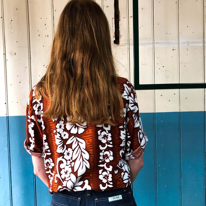 Vintage- Hawaiian shirt