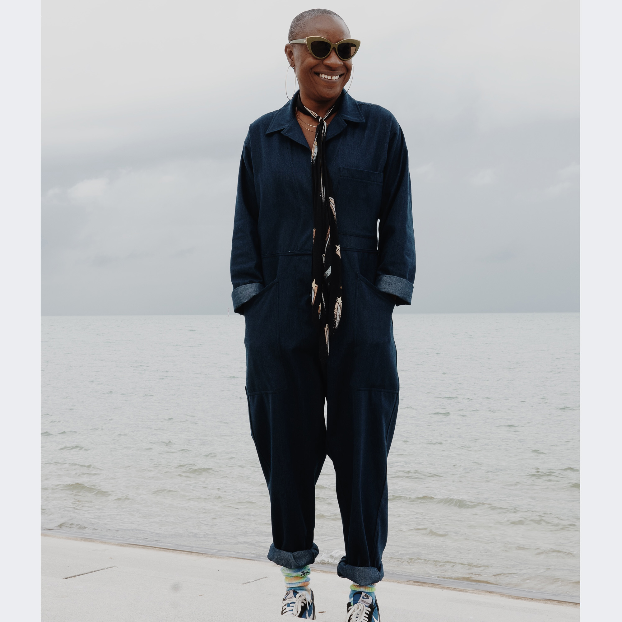 WerkHaus Margate Boilersuit- Navy