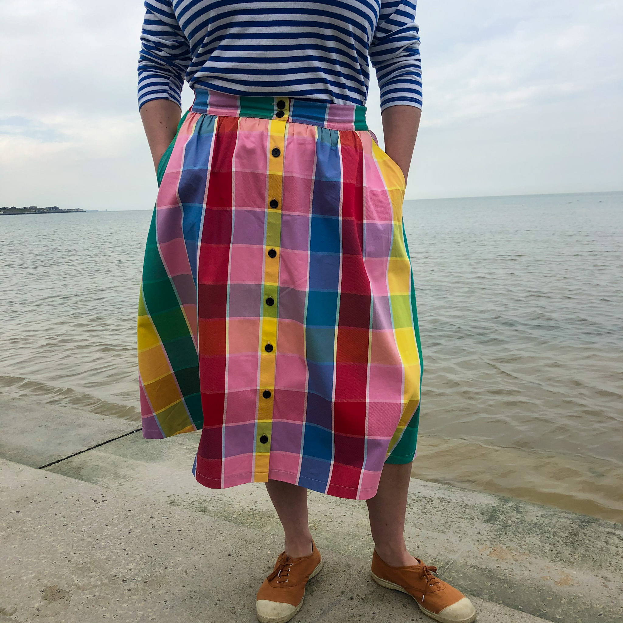 Lazy Oaf- Golden Years skirt- ON SALE