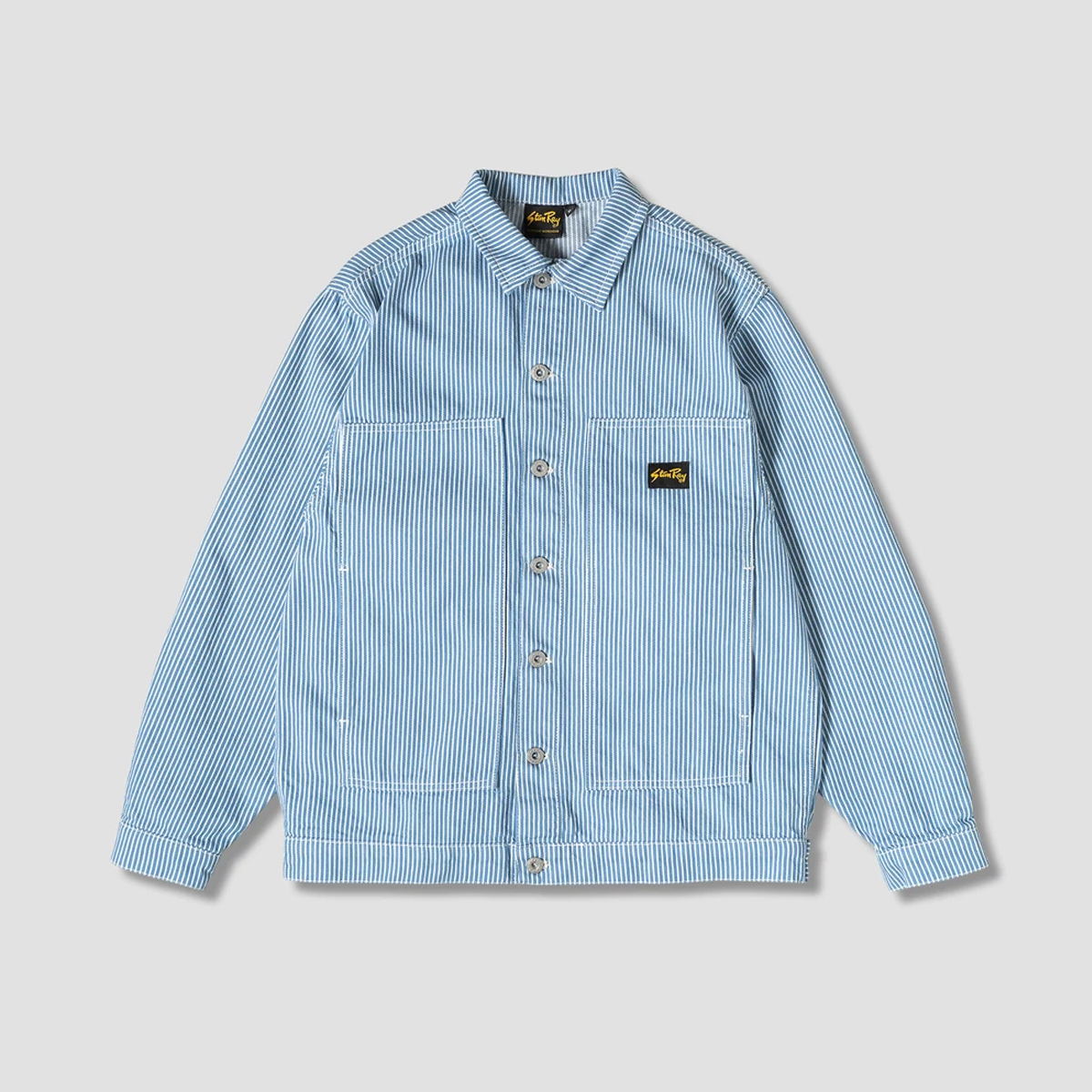 Stan Ray Box Jacket- Washed Hickory