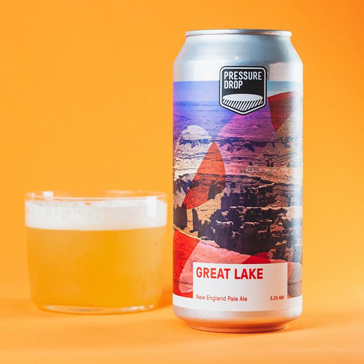 PRESSURE DROP GREAT LAKE PALE 5.2%