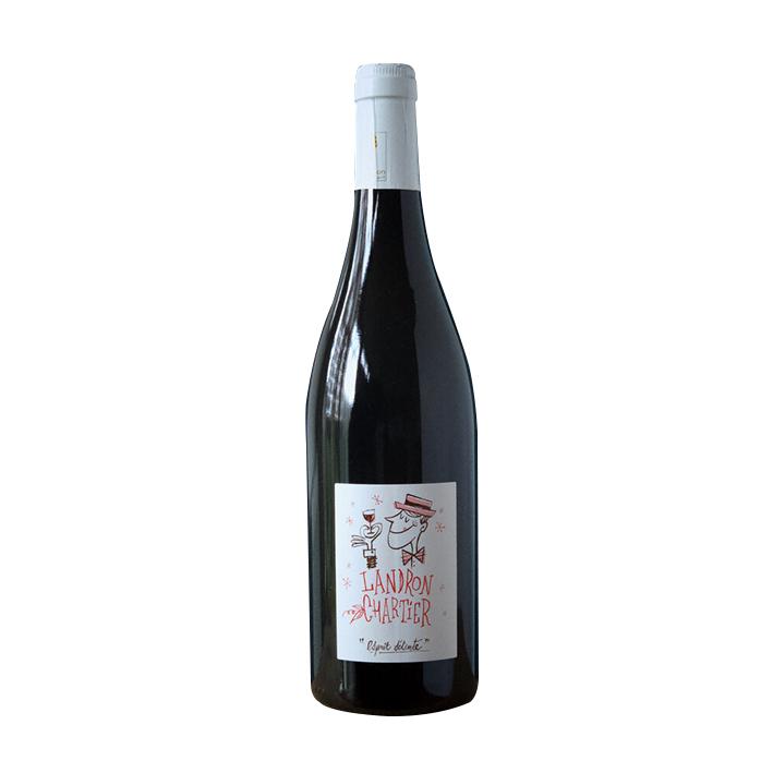 2019 ESPRIT DTENTE ROUGE LANDRON CHARTIER RED WINE 12.5%
