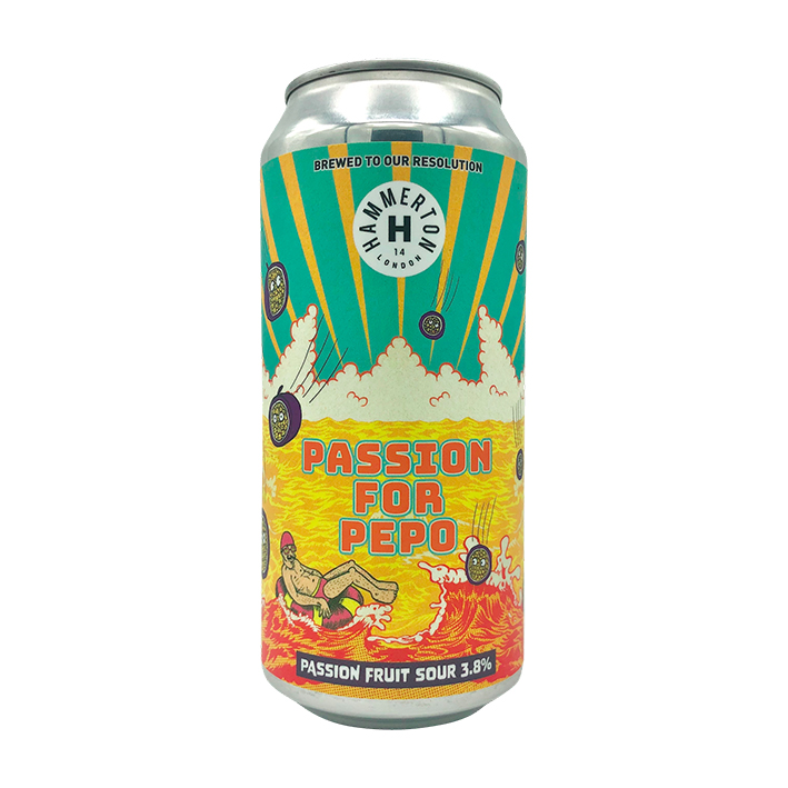 HAMMERTON PASSION FOR PEPO SOUR 3.8%