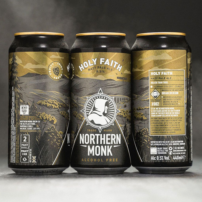 NORTHERN MONK HOLY FAITH PALE AF 0.5%