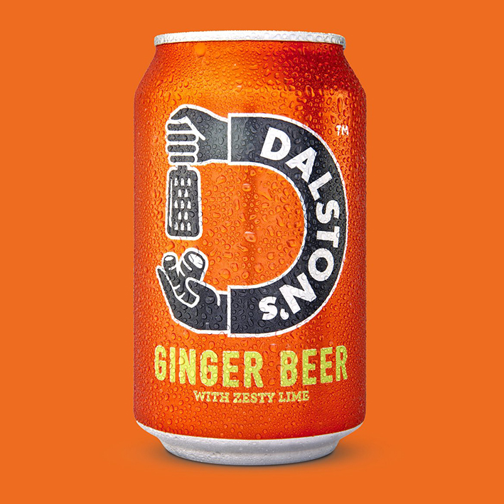 DALSTON'S GINGER BEER