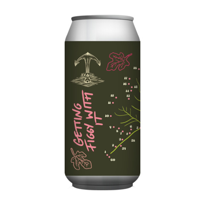 EXALE GETTING FIGGY WITH IT IPA 5.2%