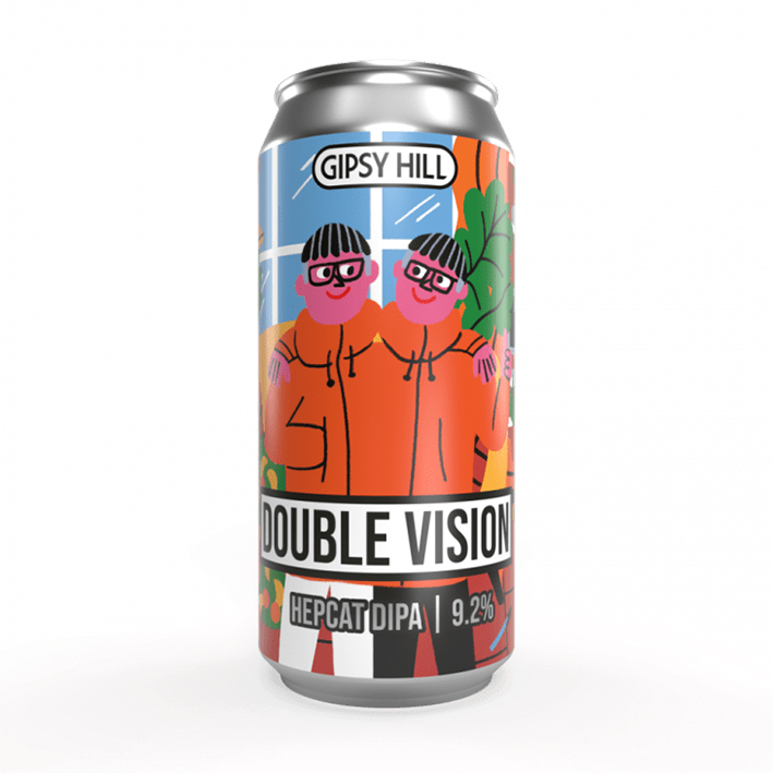 GIPSY HILL DOUBLE VISION DIPA 9.2%