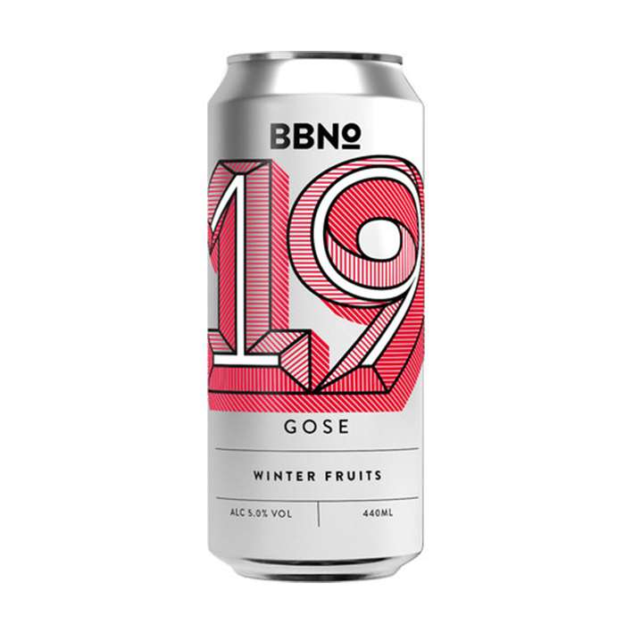 BBNO 19 GOSE WINTER FRUITS 5.0%