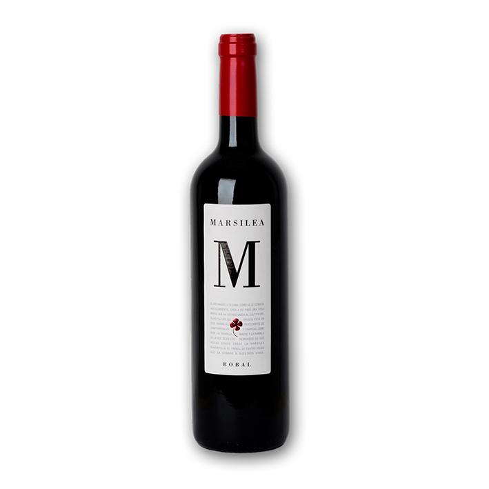 MARSILEA BOBAL JOVEN 2018 RED WINE