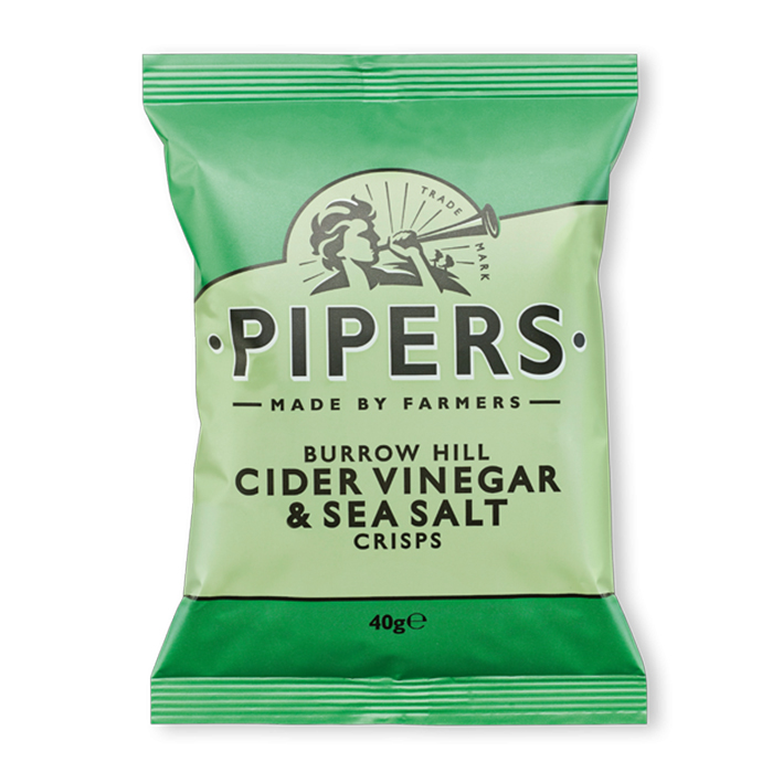 PIPERS CRISPS (VARIOUS FLAVOURS) 40g