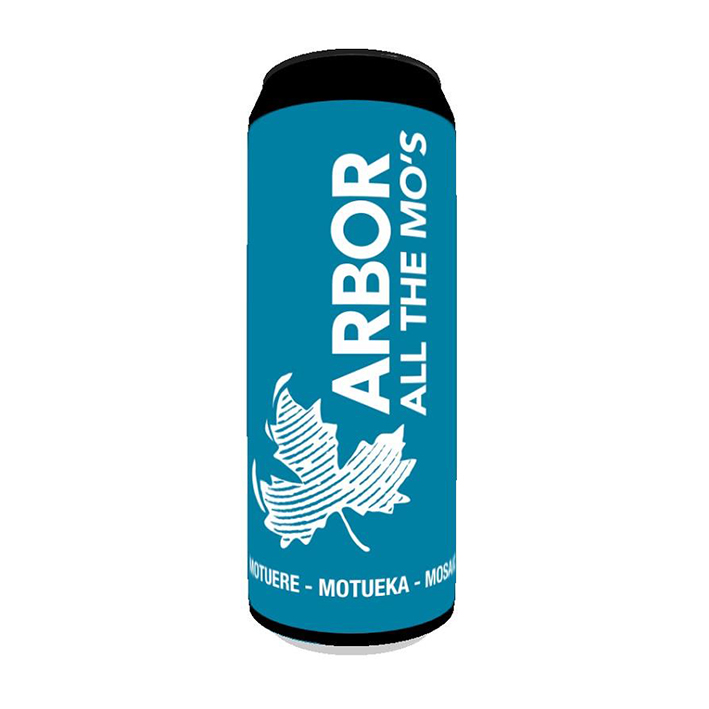 ARBOR ALL THE MO'S PALE 5.5%