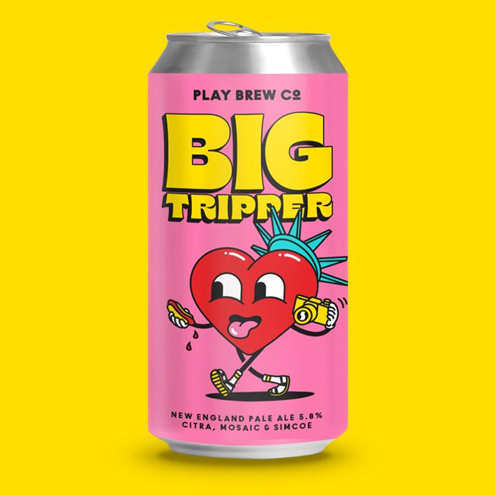 PLAY BIG TRIPPER NEPA 5.8%