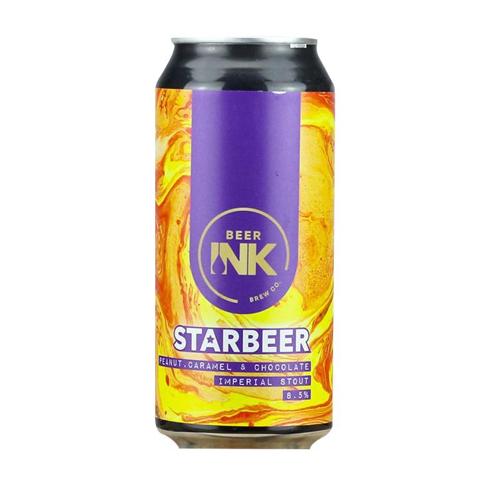 BEER INK STARBEER STOUT 8.5%