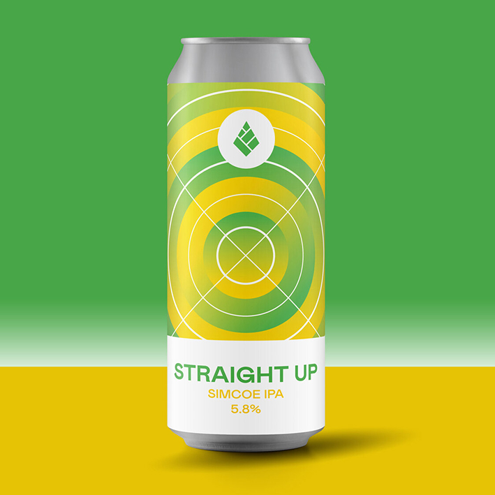 DROP PROJECT STRAIGHT UP IPA 5.8%
