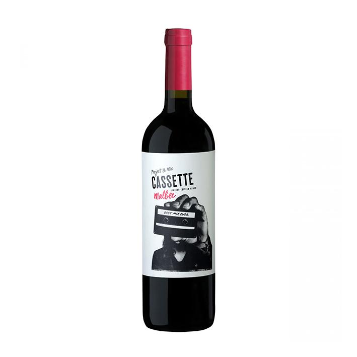 MAAL CASSETTE MALBEC 2017 RED WINE