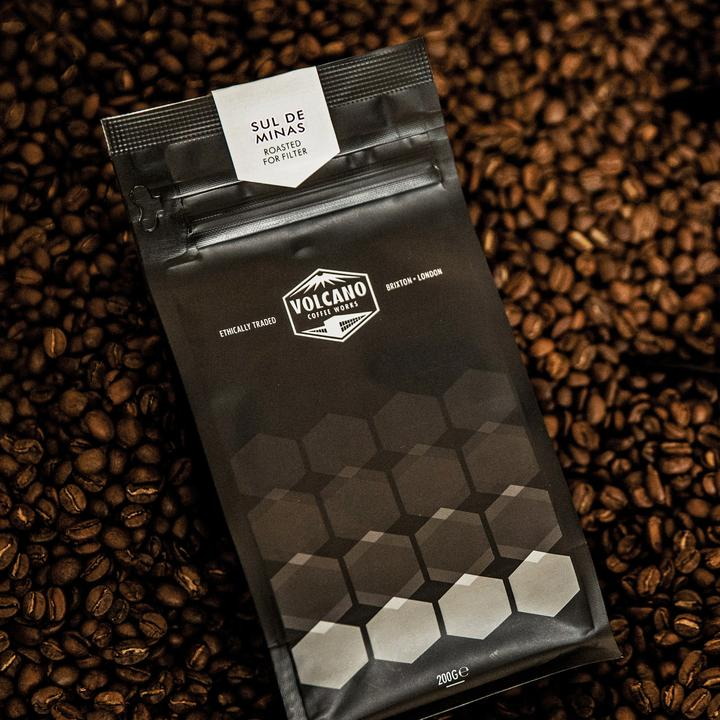 VOLCANO COFFEE SUL DE MINAS BRAZIL