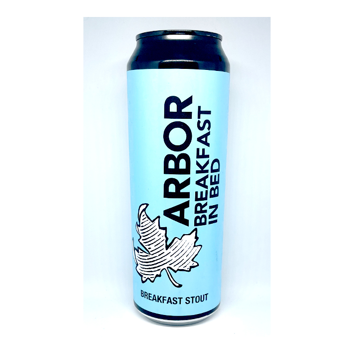 ARBOR BREAKFAST IN BED STOUT 9.0%