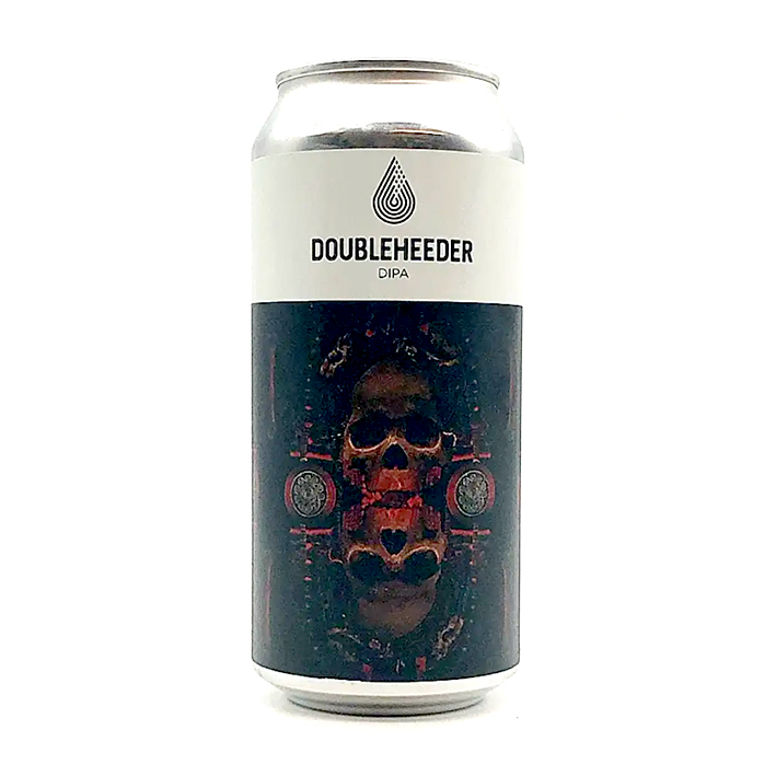 BY THE RIVER DOUBLEHEEDER DIPA 8.0%