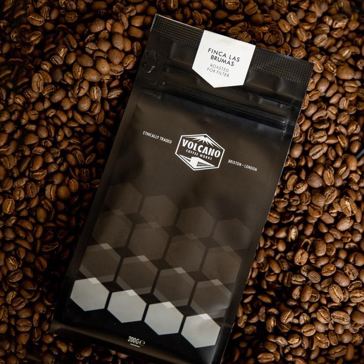 VOLCANO COFFEE LAS BRAMUS EL SALVADOR