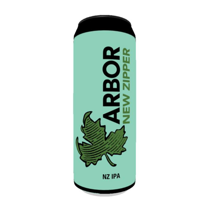 ARBOR NEW ZIPPER IPA 6.5%