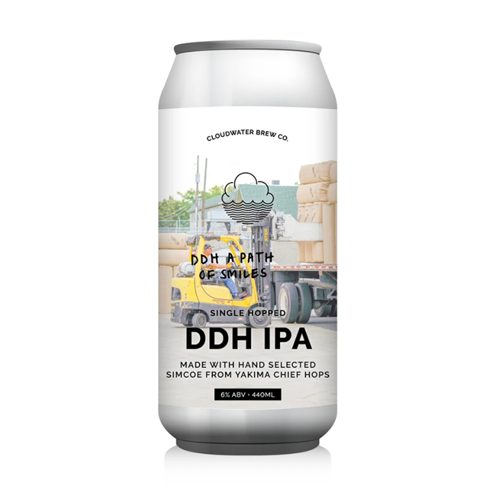 CLOUDWATER A PATH OF SMILES DDH PALE 6.0%