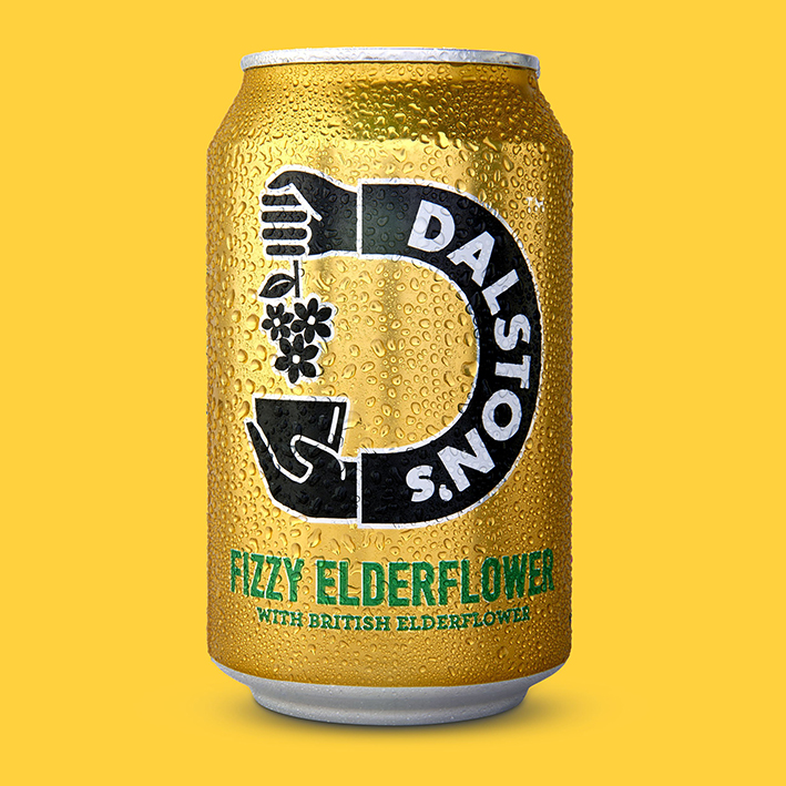 DALSTON'S FIZZY ELDERFLOWER