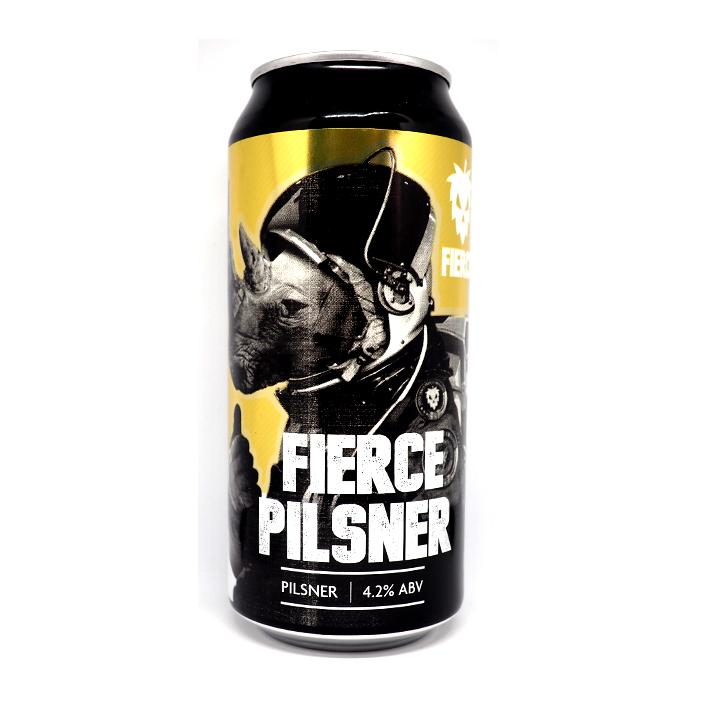 FIERCE PILSNER GF 4.2%
